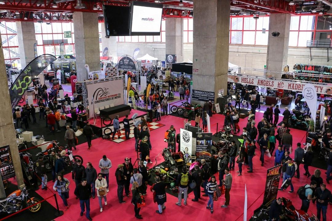 MotoMadrid 2017 celebrará la II edición del concurso de constructores de motocicletas