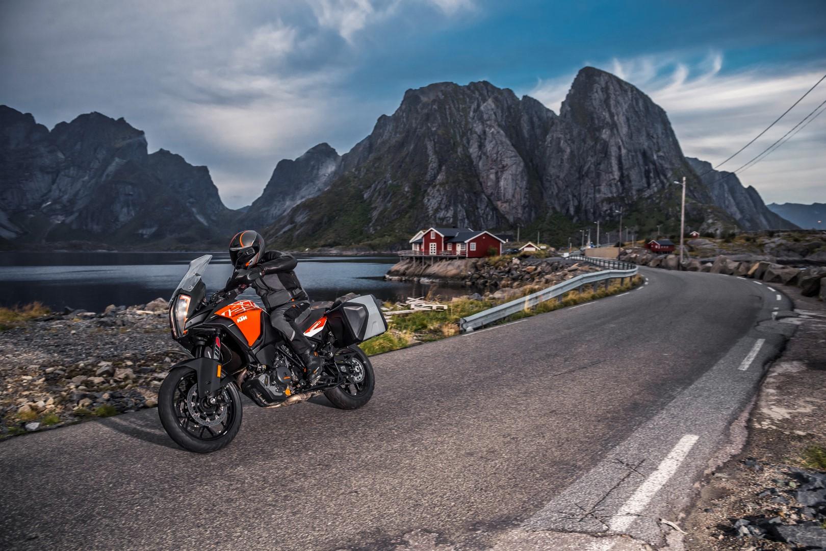 ¡Último día! Llévate una KTM 1290 Super Adventure S