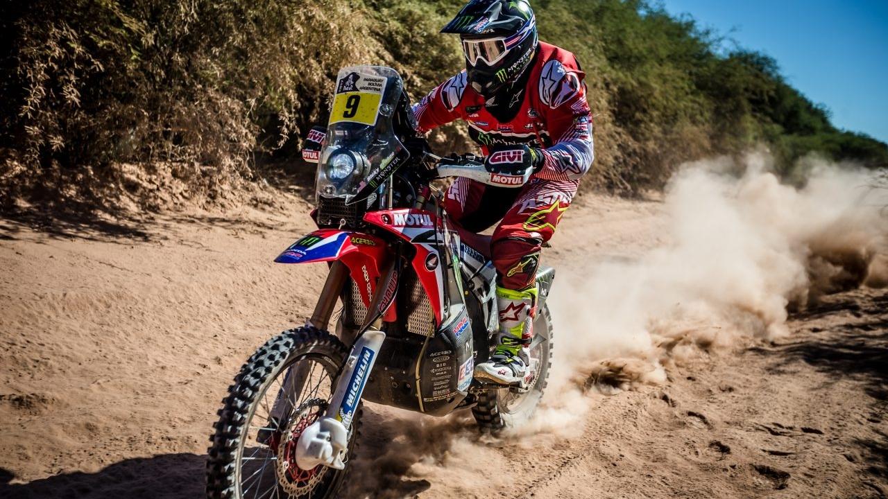 Dakar 2017, Ricky Brabec se lleva la etapa y Sam Sunderland amplía el liderato