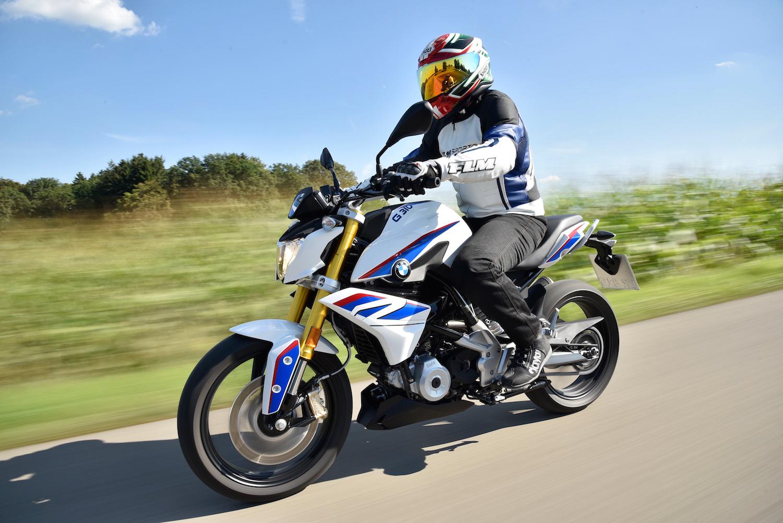 BMW G 310 R, prueba, análisis y ficha técnica