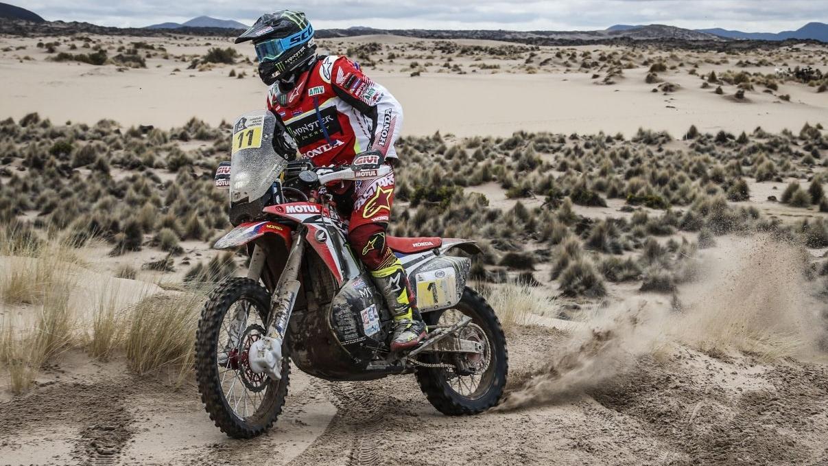 Dakar 2017, Joan Barreda repite victoria para seguir soñando