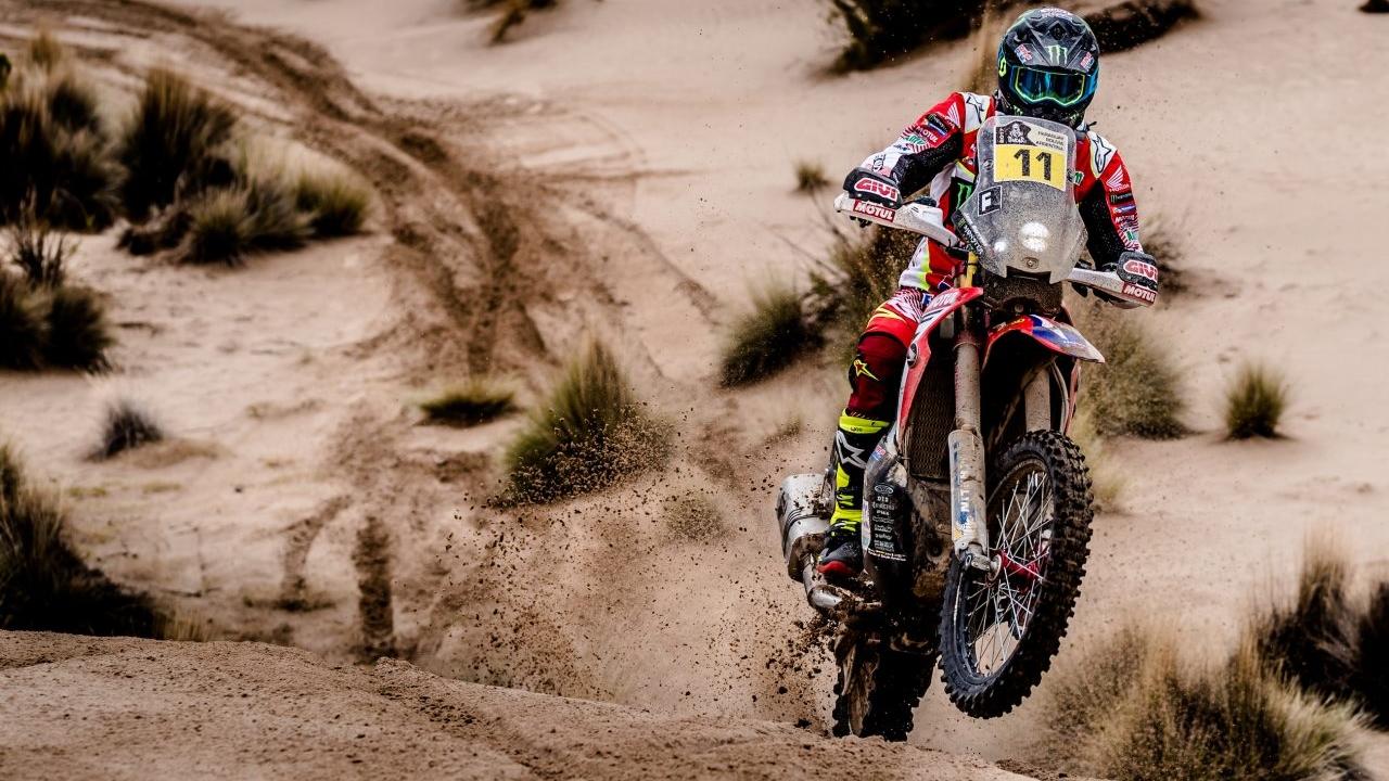 Dakar 2017, victoria para Joan Barreda tras la sanción a Michael Metge