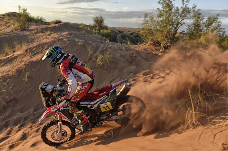 Dakar 2017, Joan Barreda suma su cuarta victoria y Gerard Farrés se pone 3º en la general