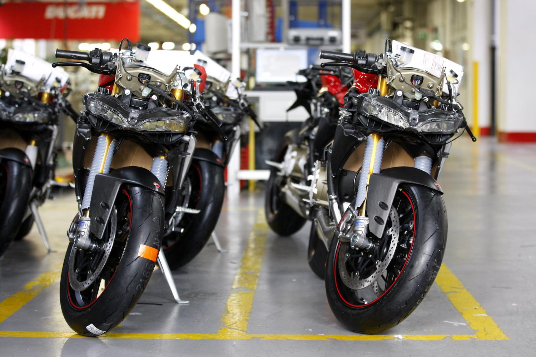 ¿Dónde crece más el mercado de la moto y qué se vende? Las cifras récord de venta de Ducati son claras
