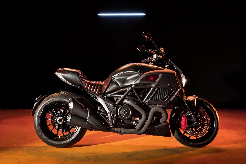 Ducati Diavel Diesel, sólo 666 unidades de la versión más bruta hasta la fecha