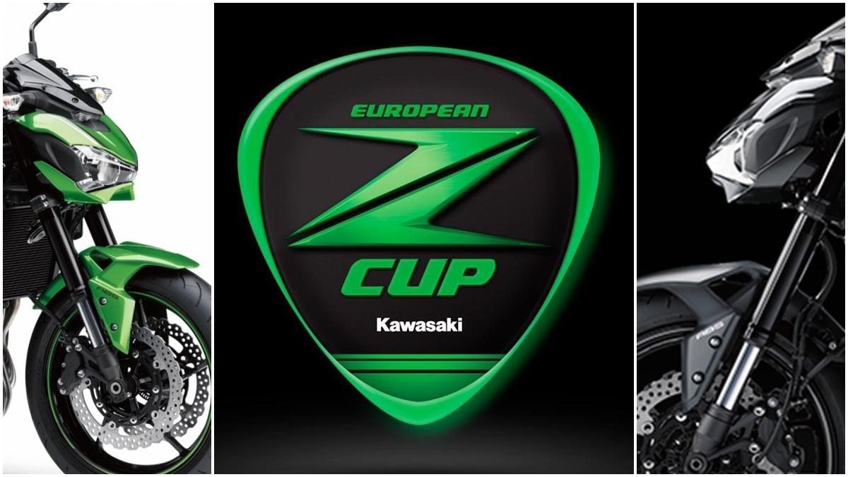 La European Kawasaki Z Cup del FIM CEV cambia de nombre y de moto para 2017
