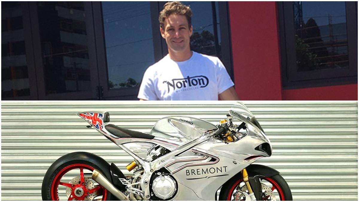 Josh Brookes vuelve al TT de la Isla de Man 2017 con Norton