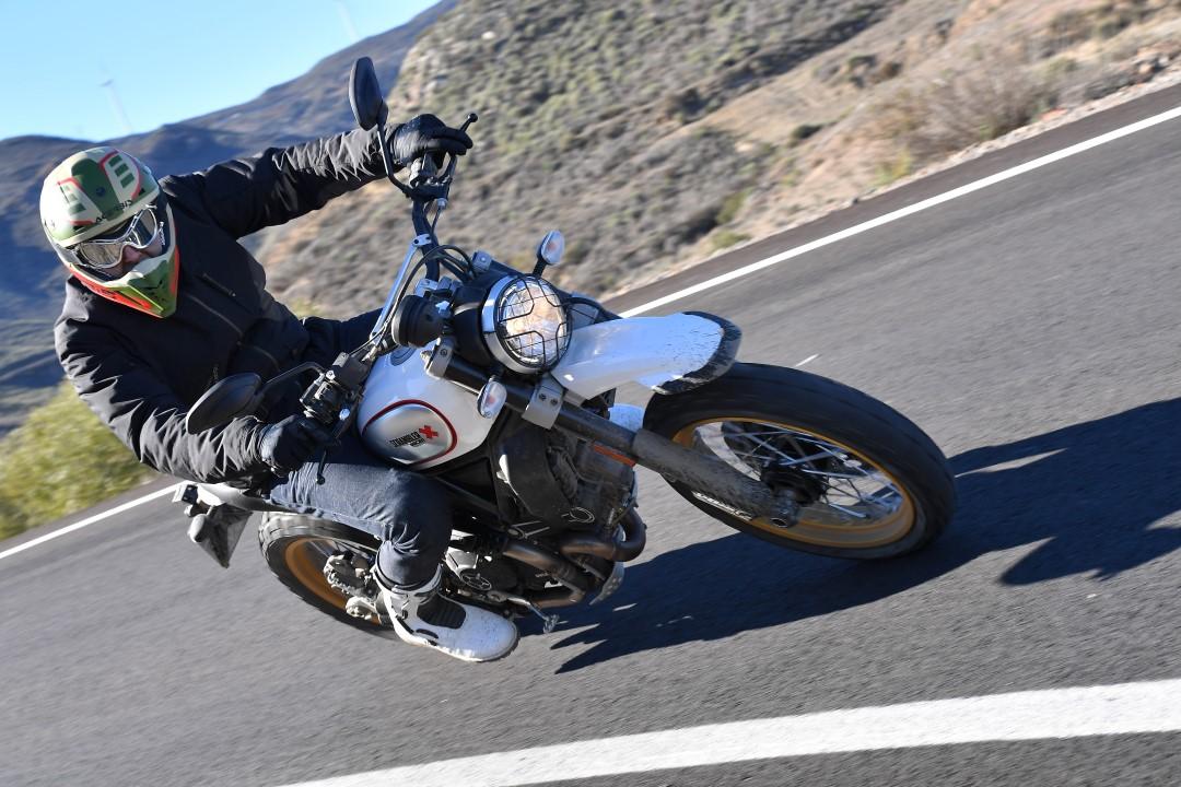 Ducati Scrambler Desert Sled, prueba, análisis y ficha técnica