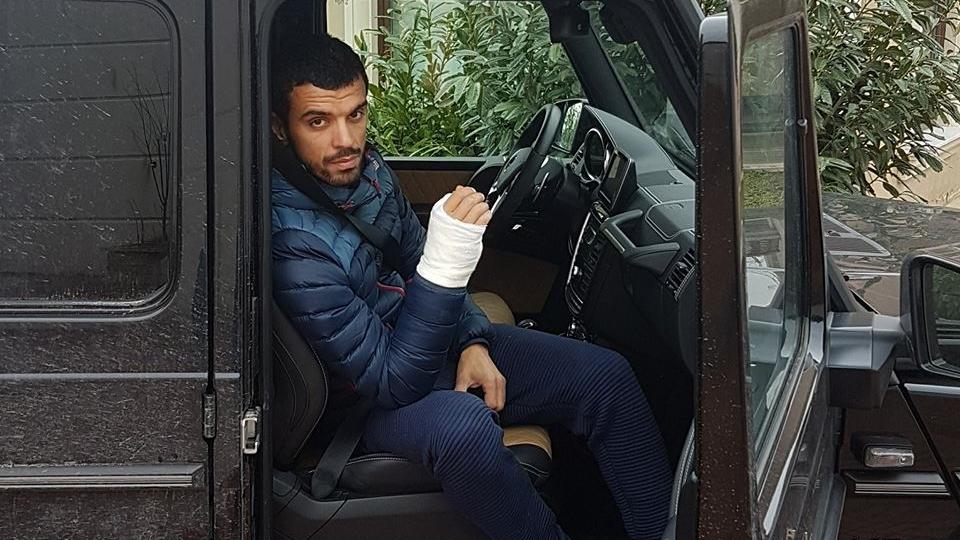Kenan Sofuoglu se fractura la muñeca y no podrá estar en Jerez