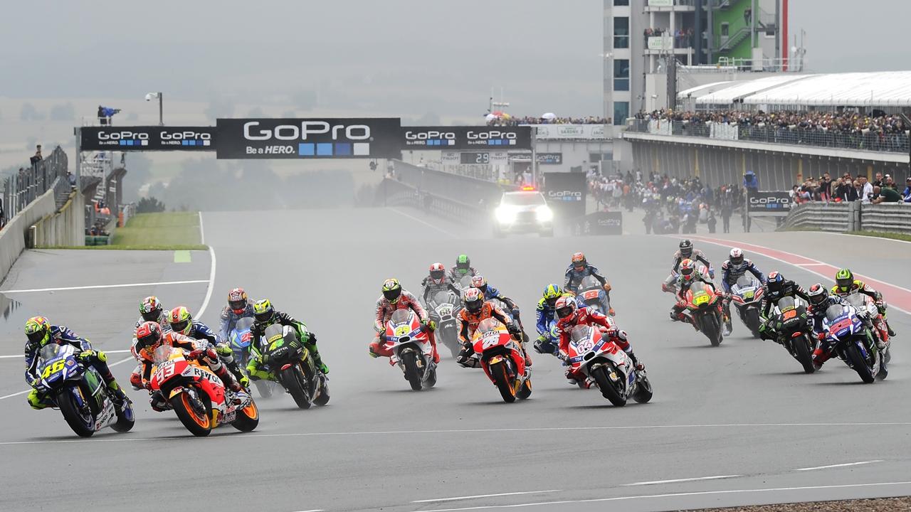 MotoGP 2017, calendario definitivo