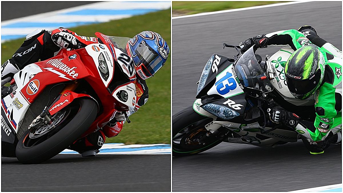 Josh Brookes y Anthony West correrán con sendas Yamaha en Phillip Island