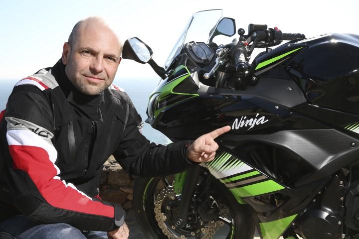Kawasaki Ninja 650, prueba, ficha técnica y primeras impresiones