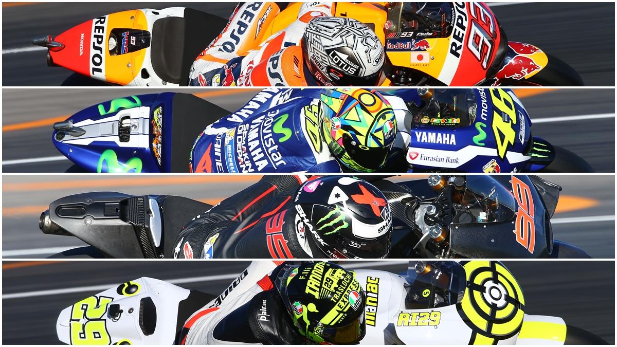 ¿Por qué los test de MotoGP se hacen en Sepang, Phillip Island y Losail?