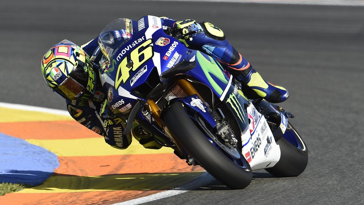 Las edades de MotoGP 2017, de Valentino Rossi a Álex Rins