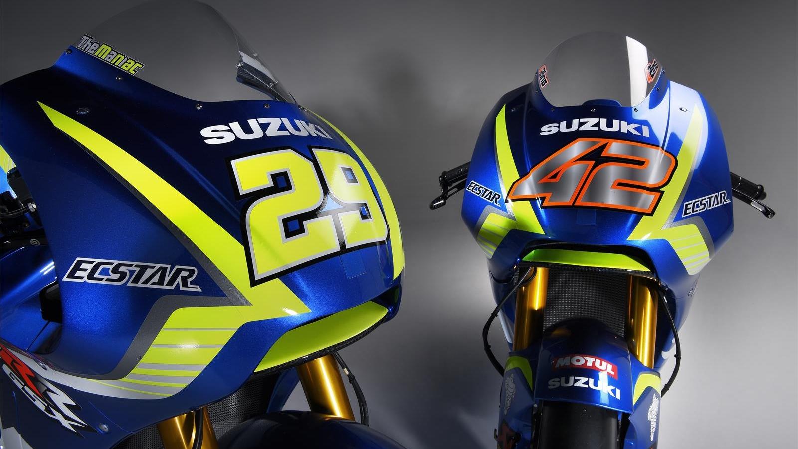 La nueva Suzuki GSX-RR para MotoGP 2017, al detalle en vídeo