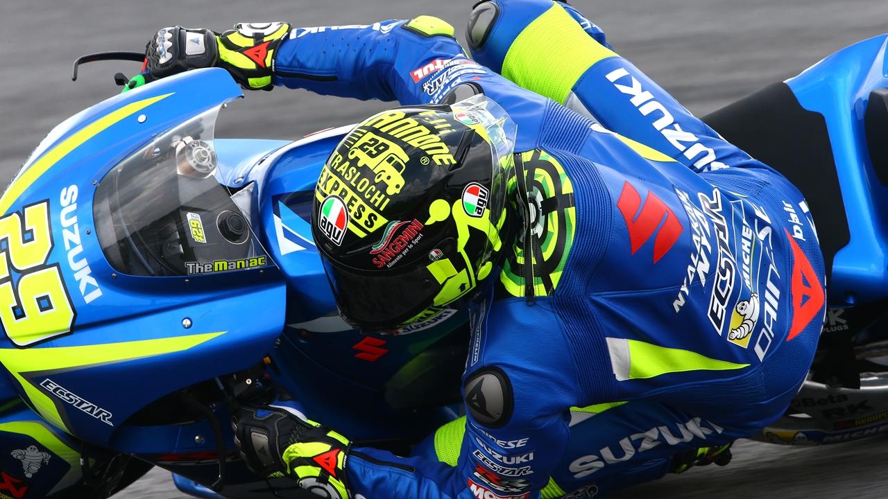 Andrea Iannone pulveriza el registro de Casey Stoner en los test de MotoGP en Sepang