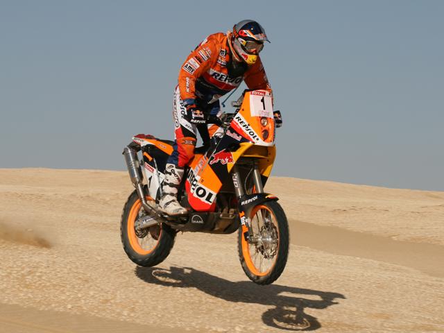 Repsol presentará a sus pilotos del Rallie Dakar