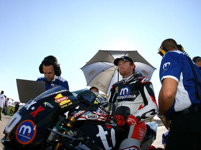 Kenny Roberts, sin motos en 2008