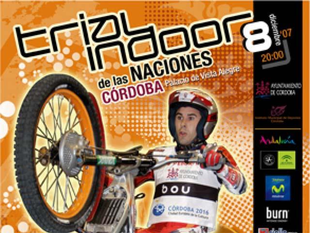 Arranca el VI Trial Indoor de las Naciones en Córdoba