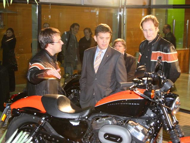 Harley Davidson inaugura oficinas en España