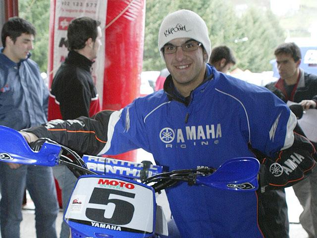 Oriol Mena ficha por KTM España