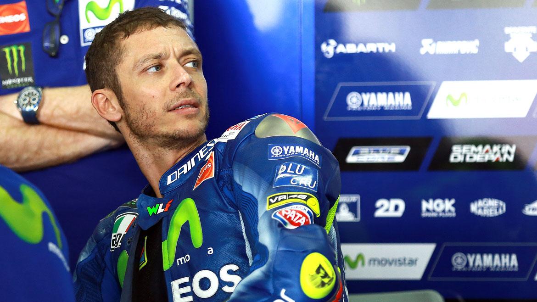 "Valentino Rossi: ""Márquez está escondido, mañana nos meterá medio segundo"""