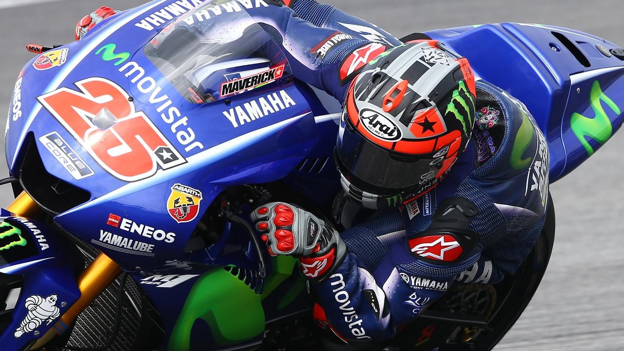 Maverick Viñales acaba los test de Sepang liderando MotoGP 2017