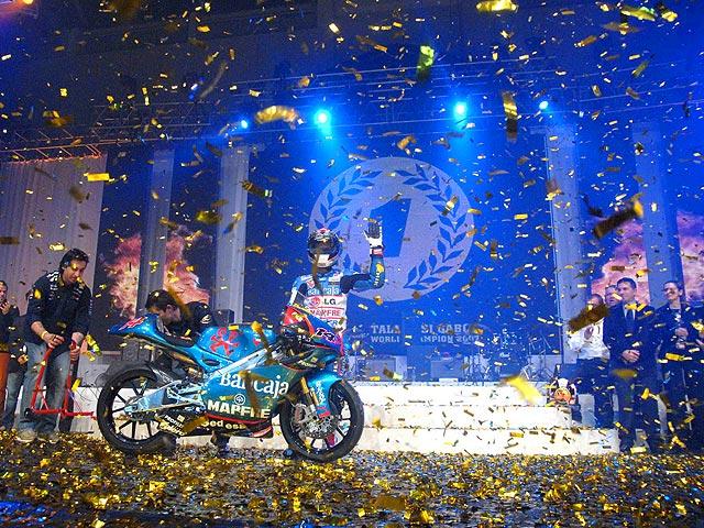 Talmacsi celebra su título en Budapest