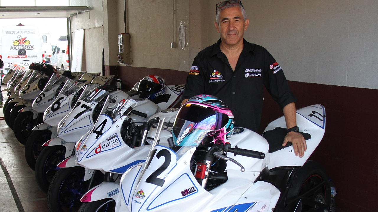 Nace la Youth Riders Cup de Chicho Lorenzo, una forma barata de llegar a MotoGP