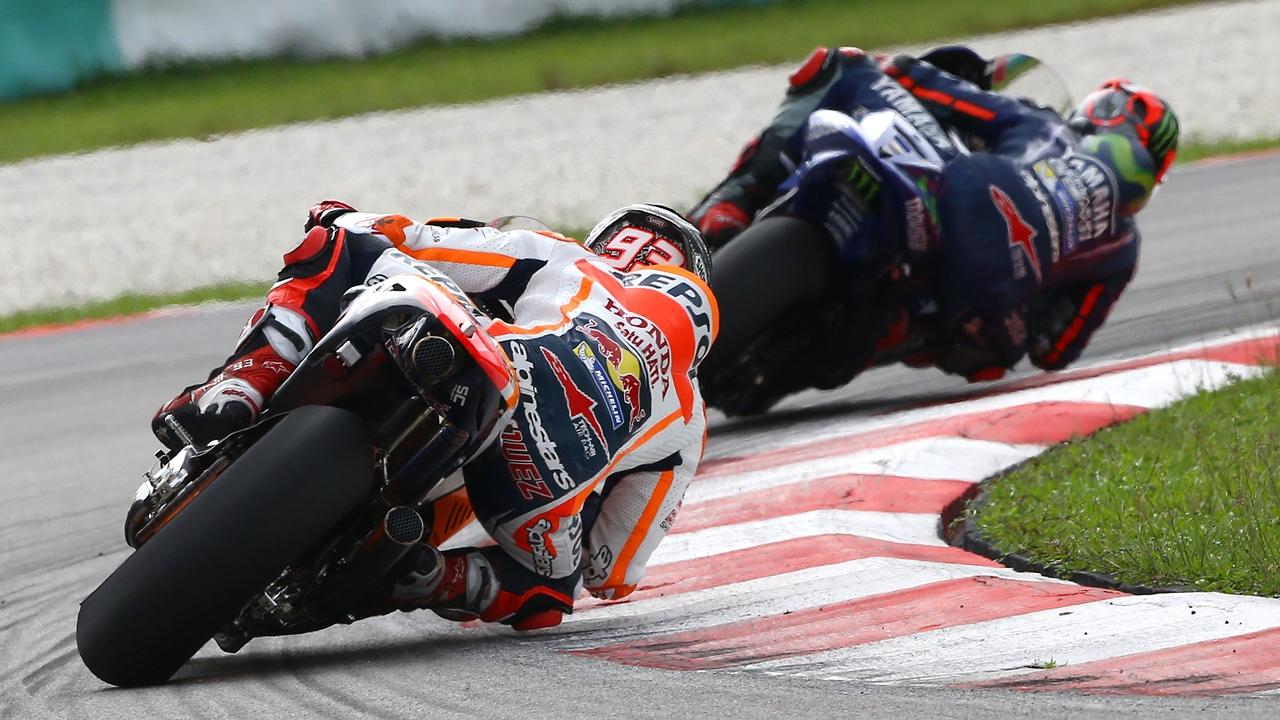 Honda y Suzuki alcanzan a Yamaha y Ducati un año después en MotoGP