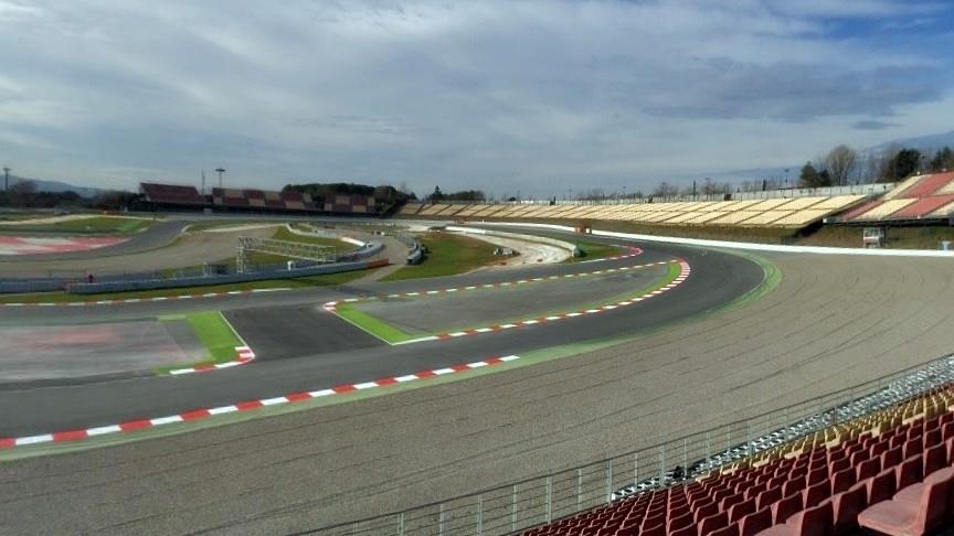 El Circuit de Barcelona-Catalunya ya ha modificado su chicane para MotoGP