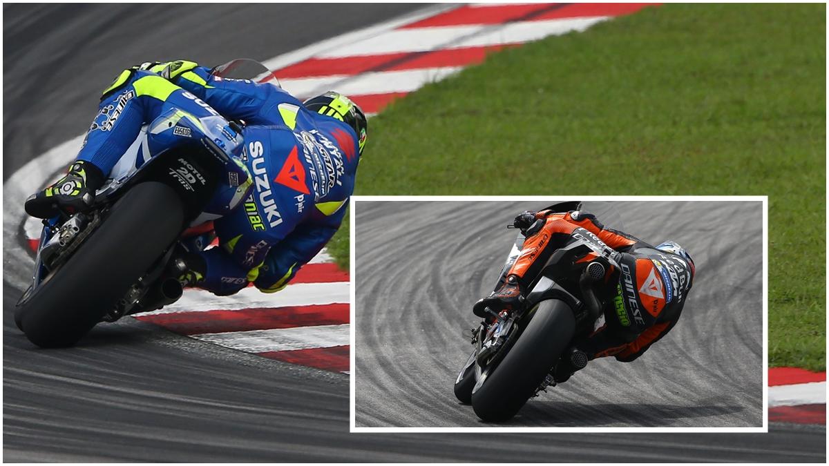 KTM sigue la estela de Suzuki para progresar en MotoGP