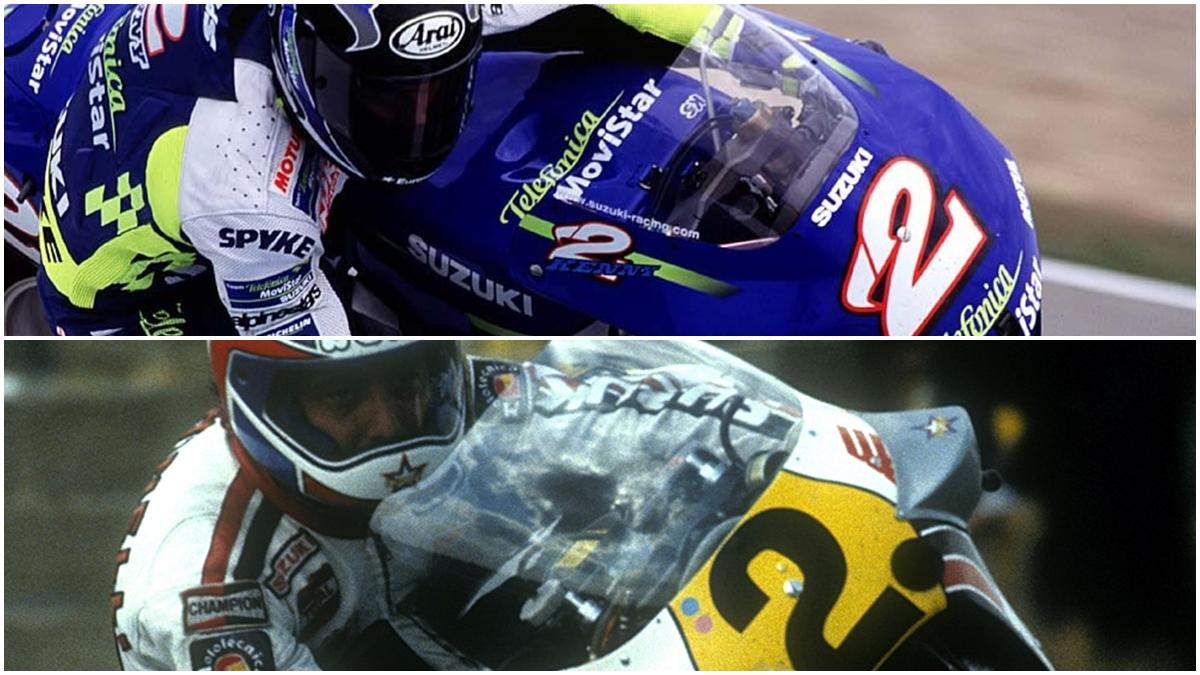 Kenny Roberts Jr y Marco Lucchinelli también serán MotoGP Legends