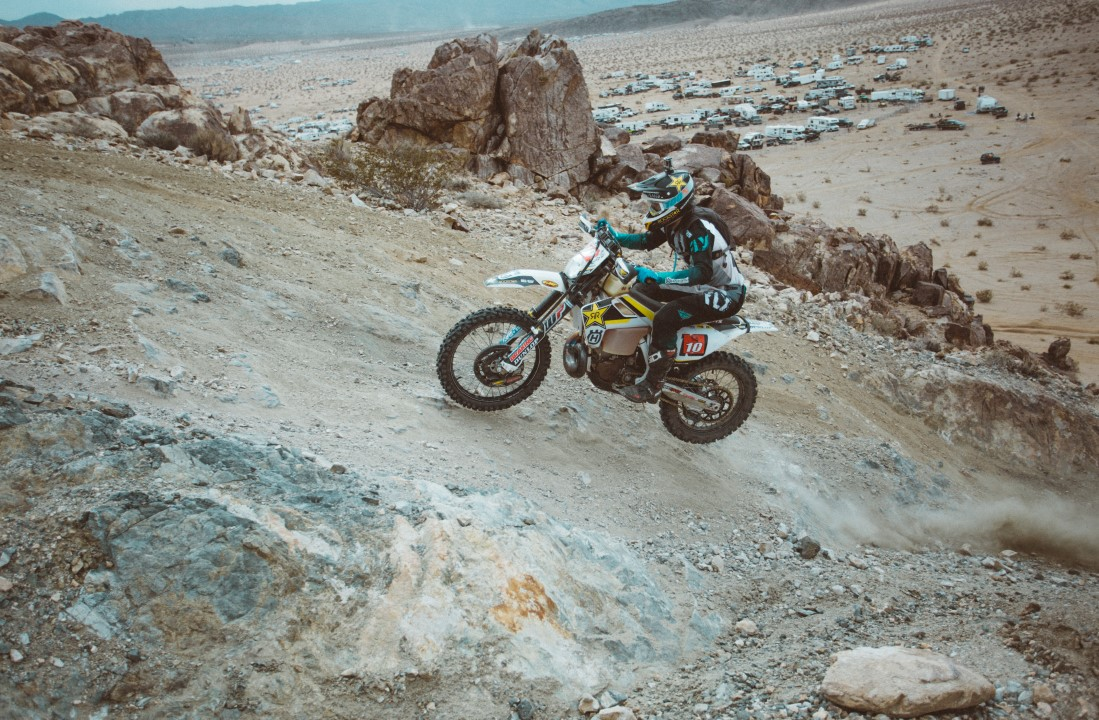 Colton Haaker, rey del King Of The Motos