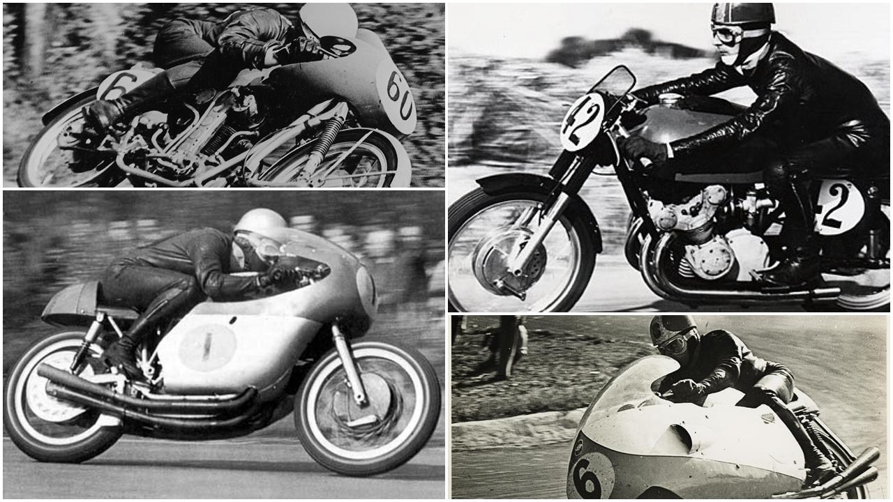 Las otras leyendas de MotoGP (2/4): Los primeros reyes de 500cc
