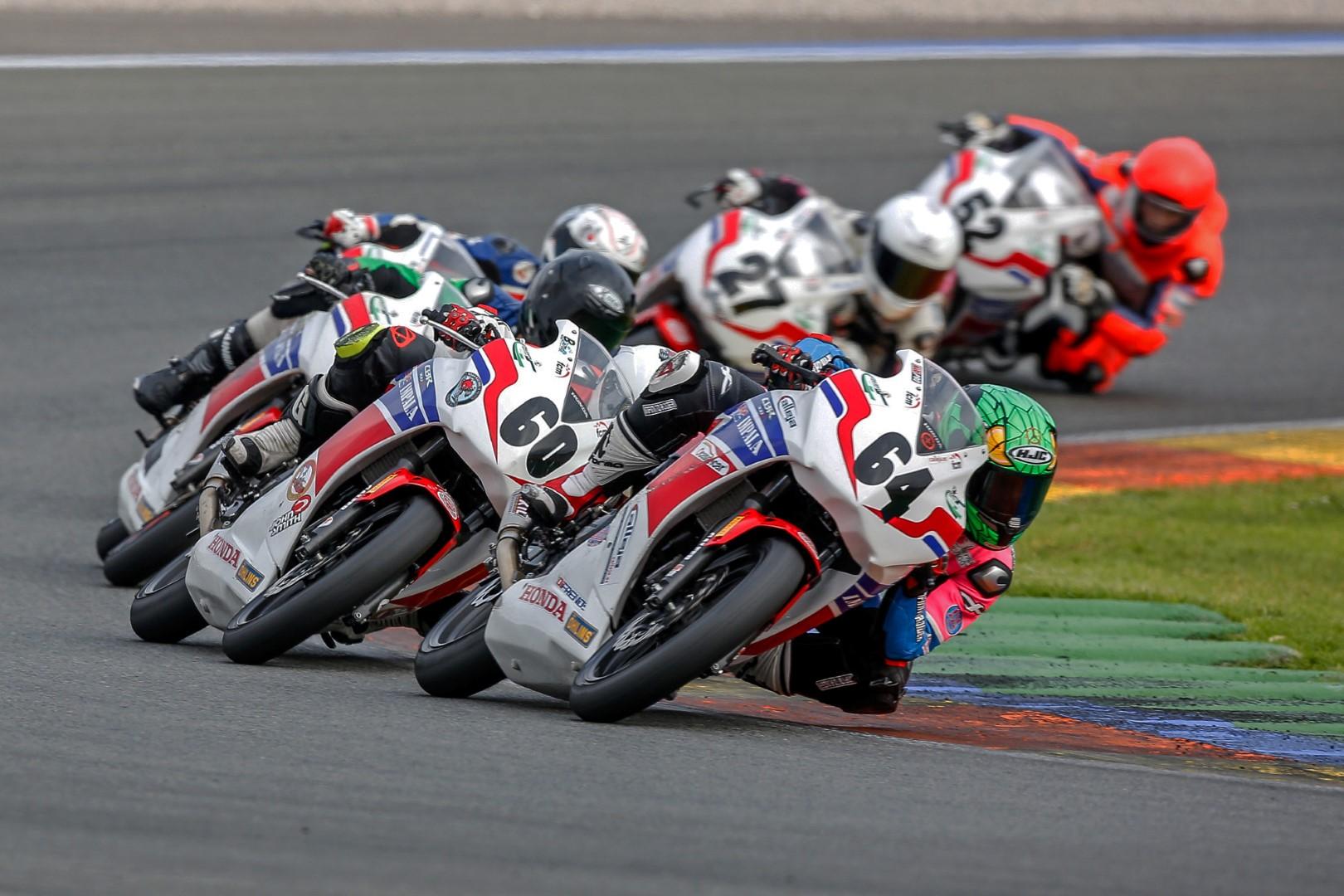 Abierta la quinta edición de la Copa Honda CBR300R