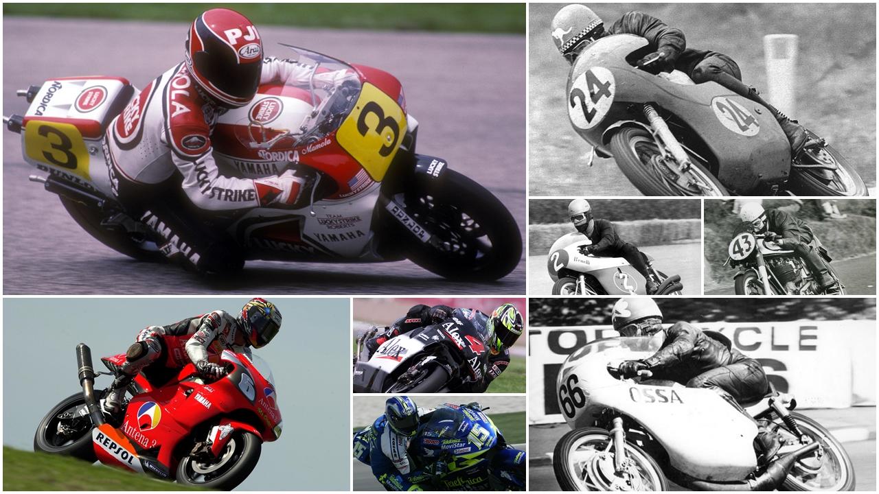 Las otras leyendas de MotoGP (4/4): En el corazón de la afición