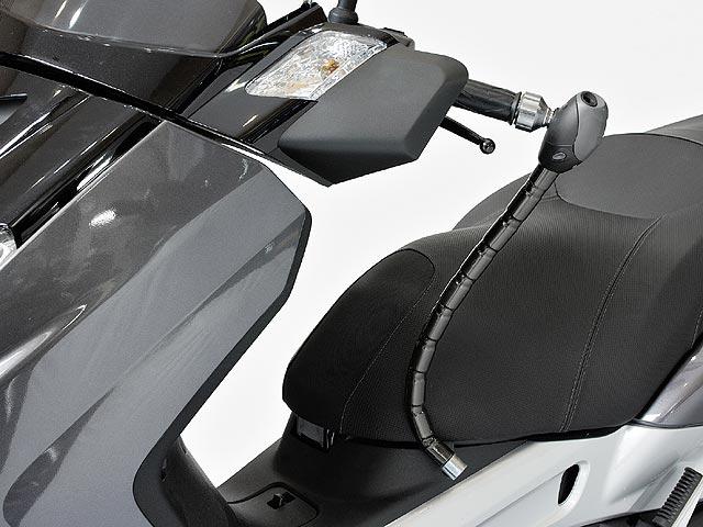 B-Scooter, el antirrobo Luma más cómodo para tu scooter