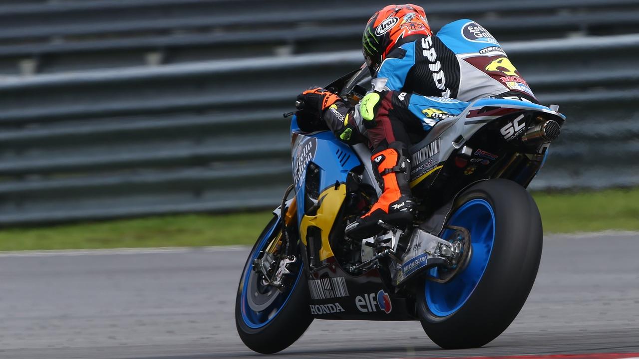 Tito Rabat no estará en los test de MotoGP 2017 en Phillip Island
