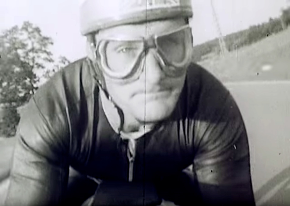 Mike Hailwood en Spa, así era correr en el circuito belga en 1964