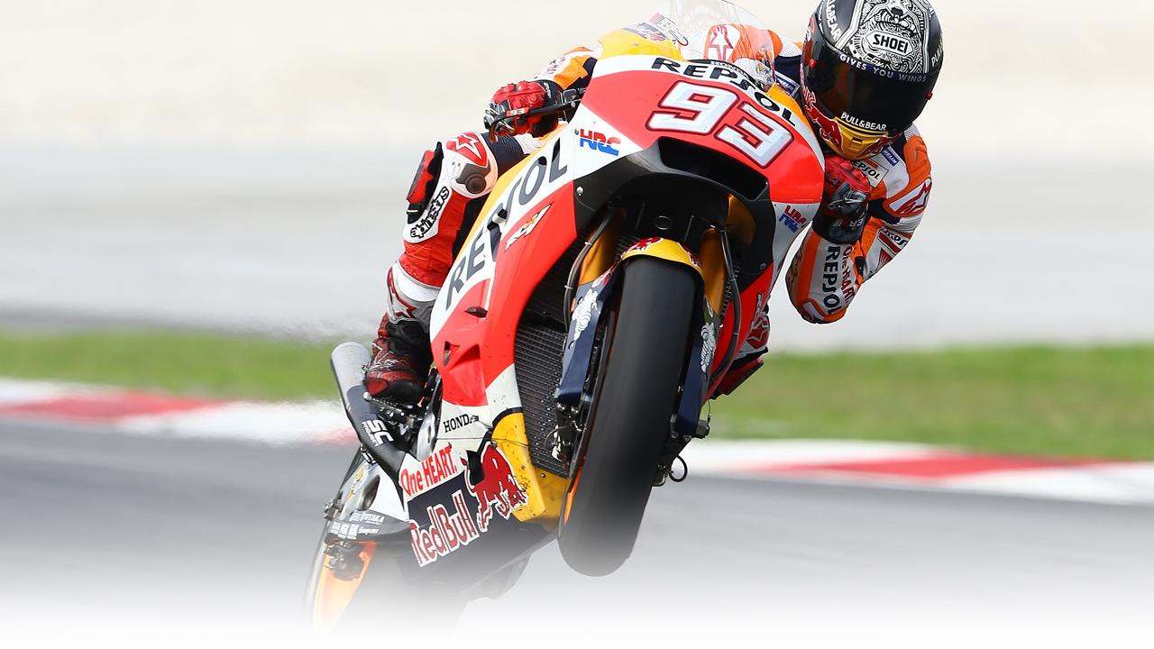 El inicio del test de MotoGP en Australia, el mejor regalo de San Valentín