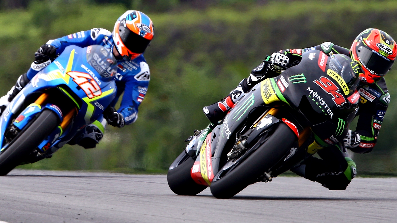 Jonas Folger y Álex Rins se agigantan entre las MotoGP en Australia