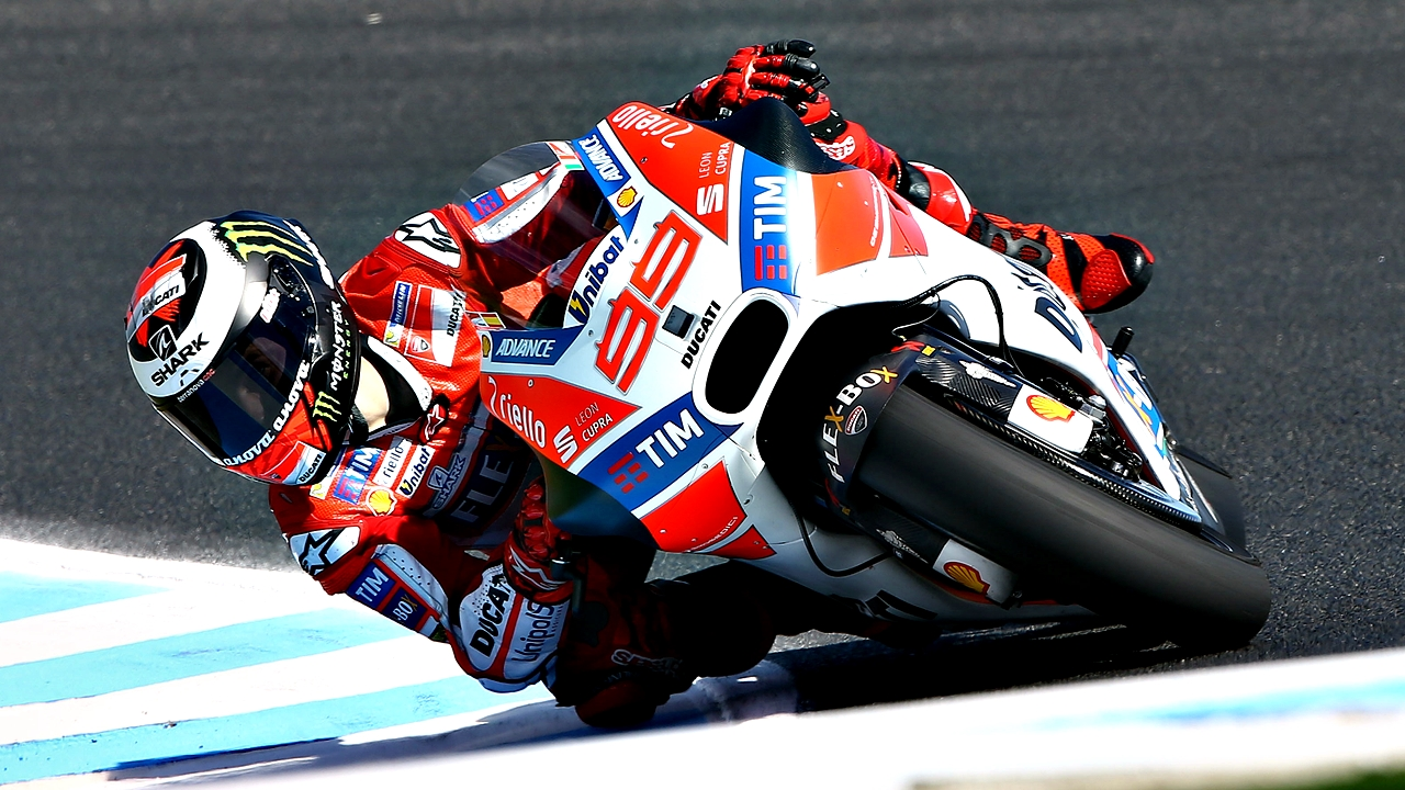 "Jorge Lorenzo: ""Hemos dado un paso grande para entender la moto"""