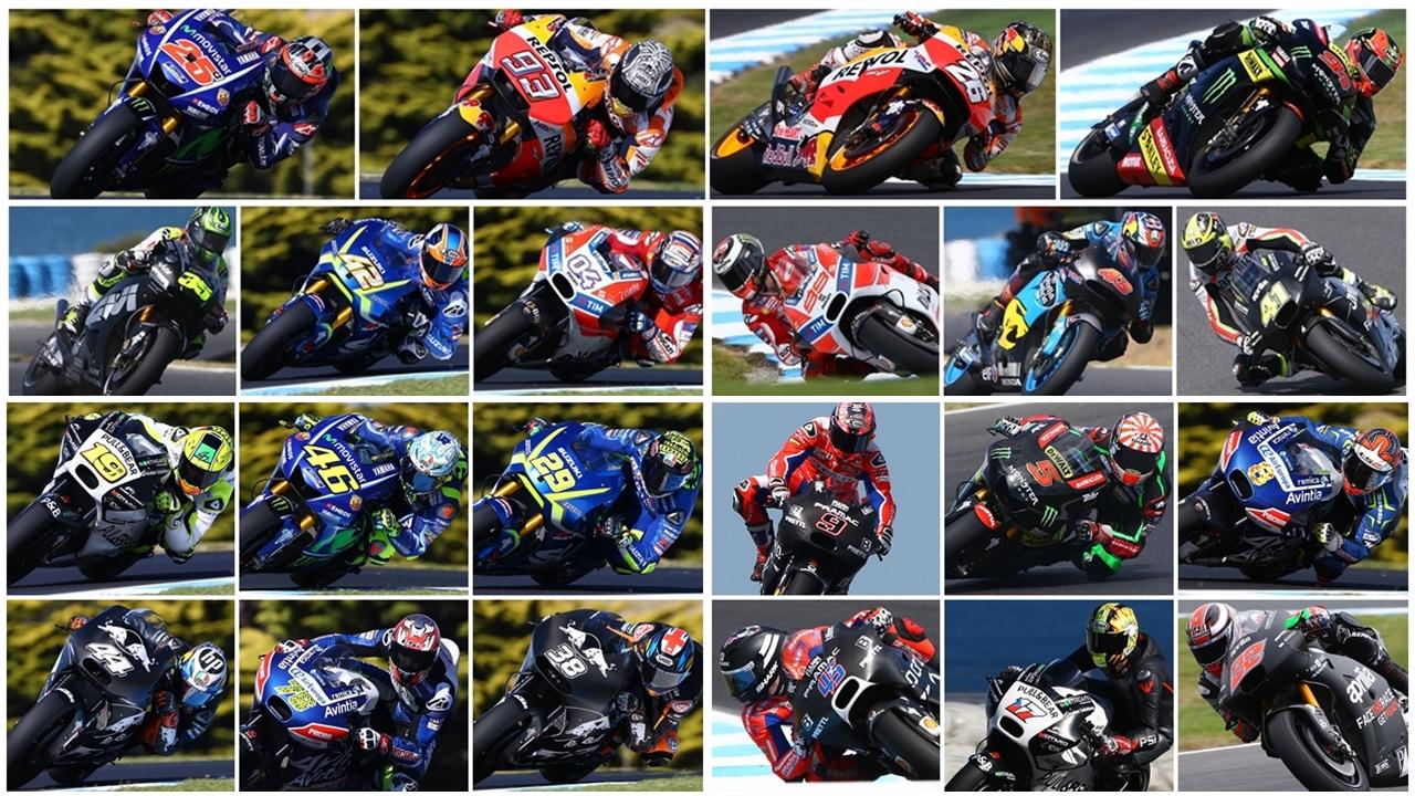 Análisis test Australia: Maverick Viñales y Marc Márquez se citan en MotoGP 2017