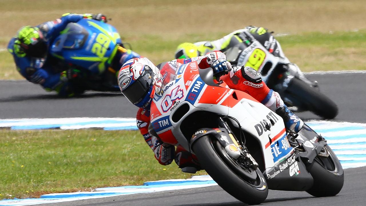 Ducati y Suzuki, en busca de las décimas perdidas en la isla