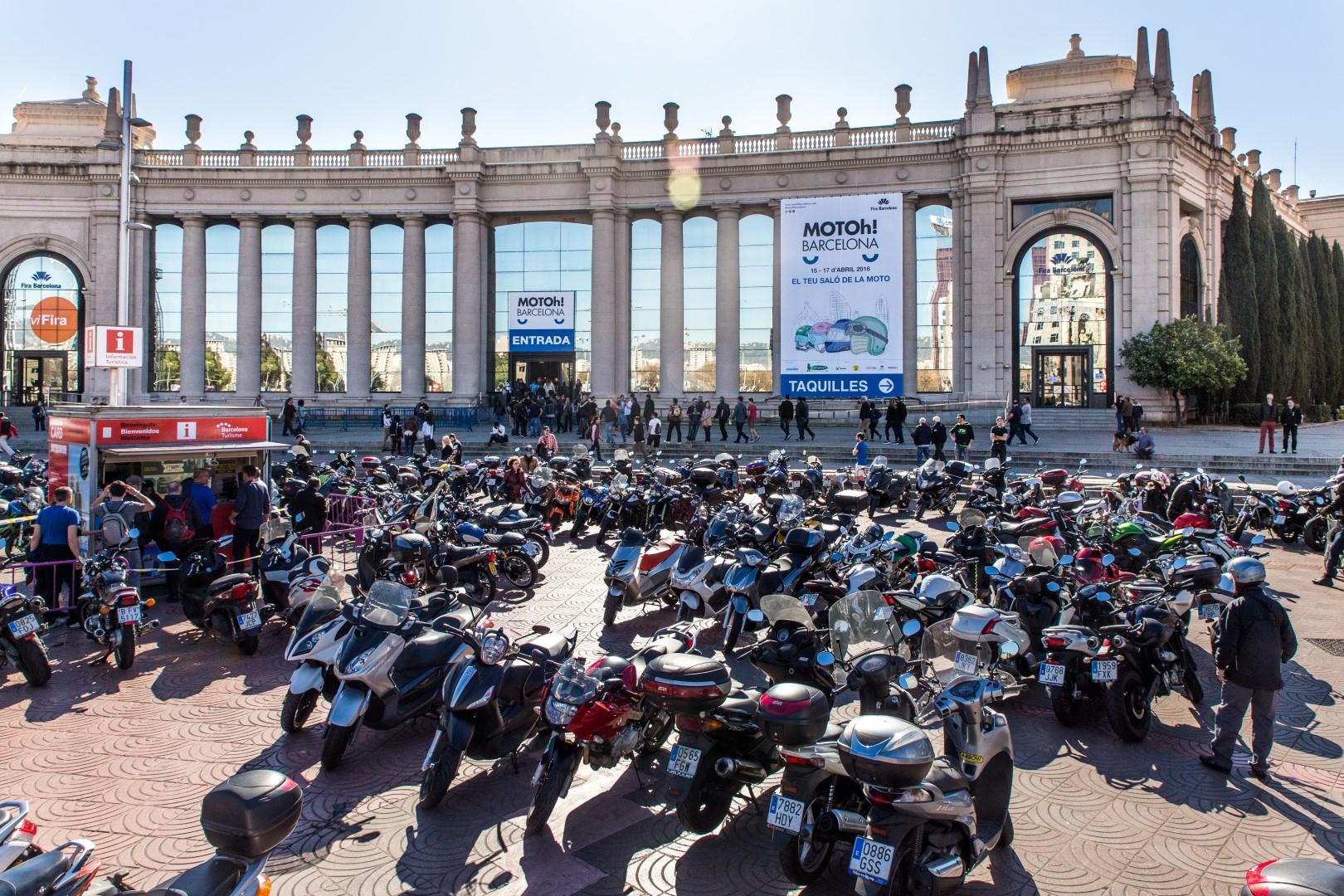 Motoh! Barcelona 2017, más días y más actividades