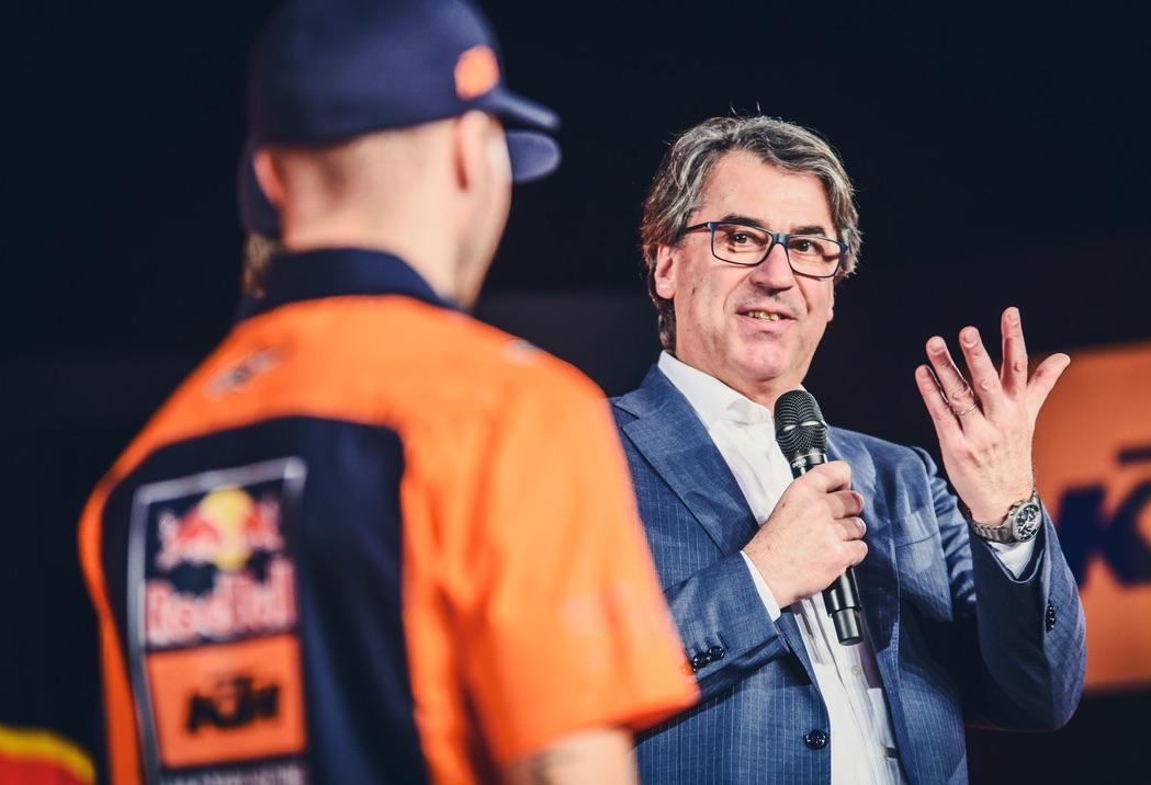 ¿Por qué odia Stefan Pierer (CEO KTM) a Honda por encima de todo? Te lo contamos