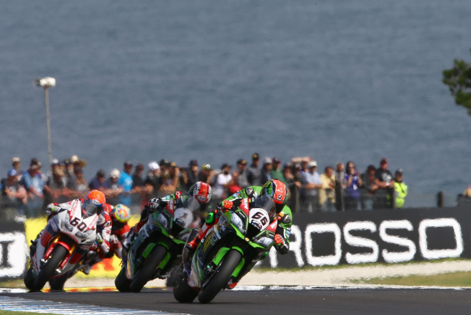 Horarios Superbike Australia 2017