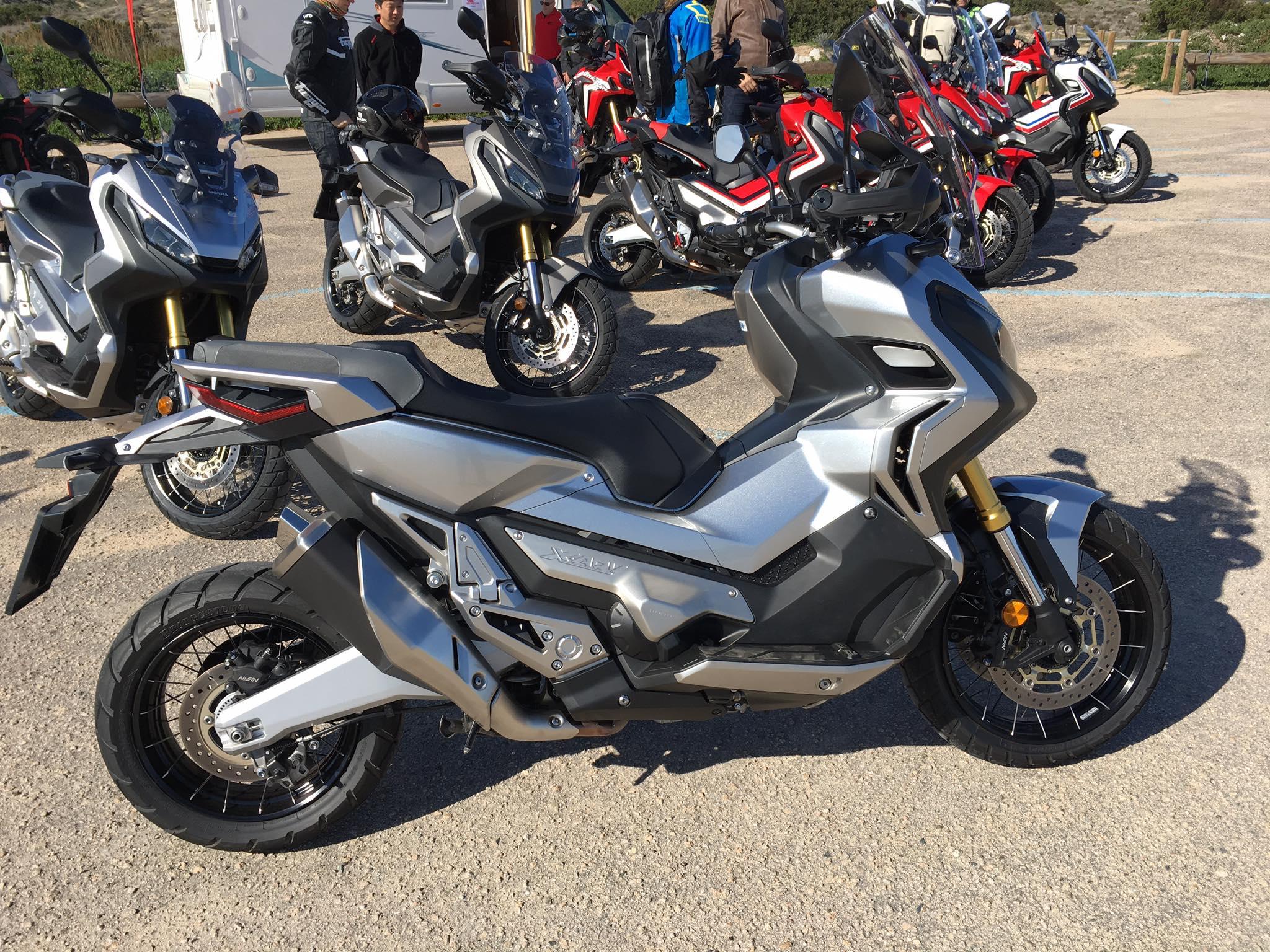 Honda X-ADV, precio y primeras impresiones nada más bajarnos de la moto en Cerdeña
