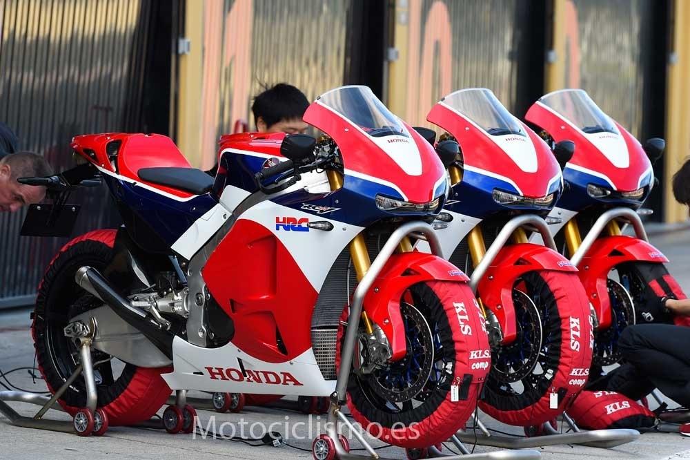Una nueva superbike V4 de Honda para 2019, vuelven los rumores